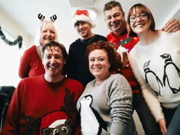 TAB Christmas Jumper Day
