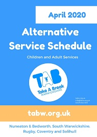 TAB Alternative Service Schedule